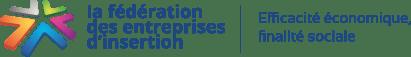 Logo de la fédération des entreprises d'insertion