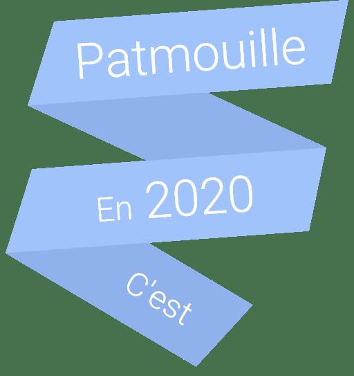 Ruban Patmouille en 2020 c'est